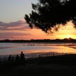 baie de pont mahé club activités nautiques glisse marée basse palandrin