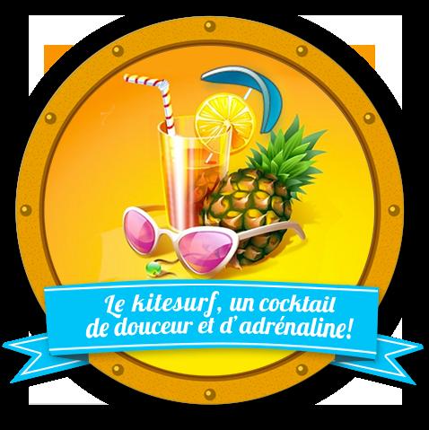 tropikite:cocktail de douceur et d'adrénaline !