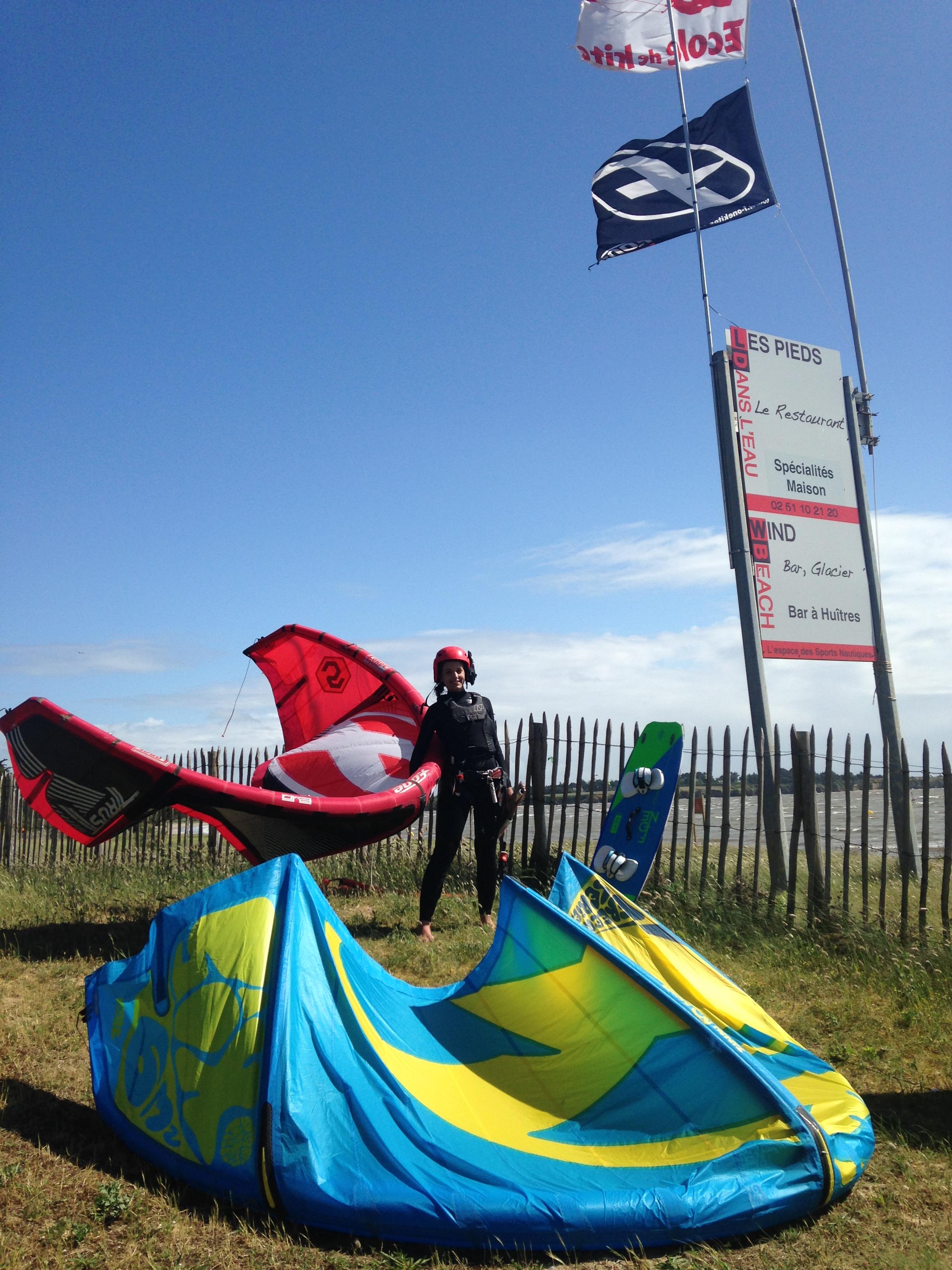 aile-kitesurf-harnais-gilet-cours-la-baule